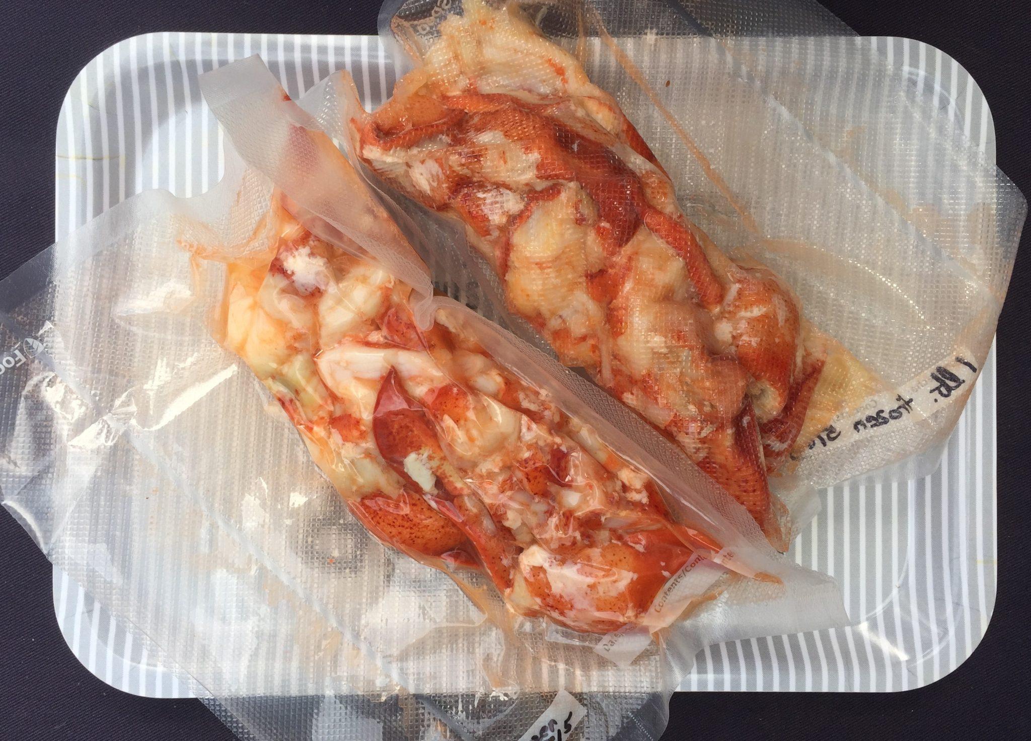 Frozen Lobster meat