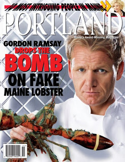 Gordon ramsay slams 39 fake 39 maine lobster maine ly lobster for Kitchen nightmares fake