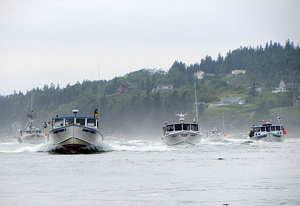 The 2010 Maine Lobster Boat Races Schedule