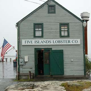 Maine Lobster Shacks Open this May