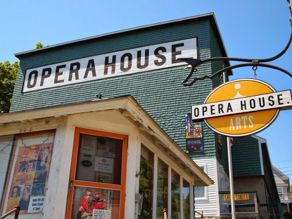 Stonington Harbor Opera House
