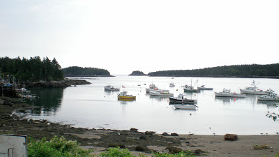 Cutler Harbor Fishing Boats
