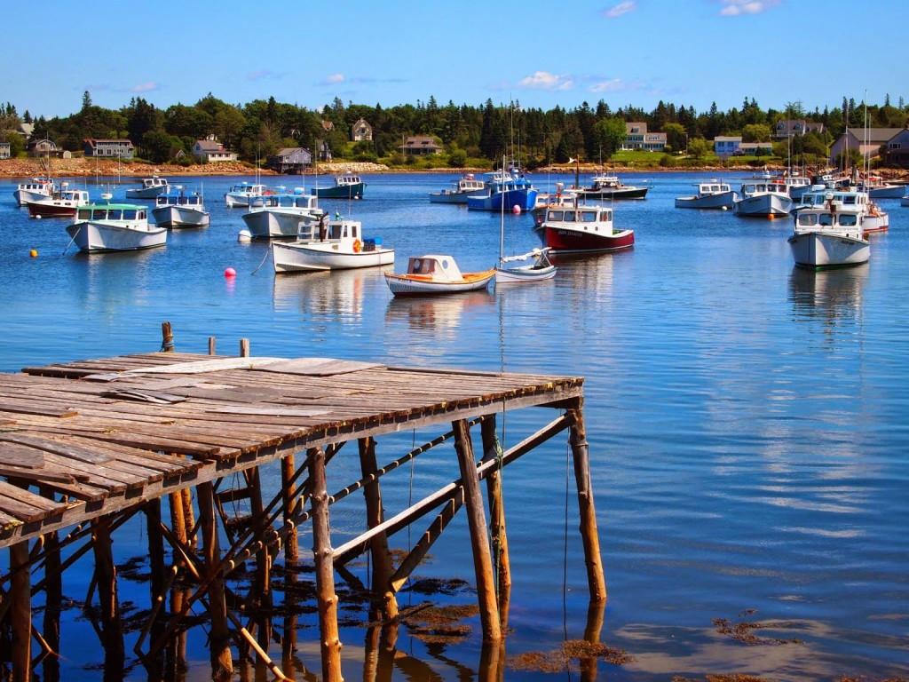The 2014 maine lobster fishing season has begun maine ly for Lobster fishing in maine