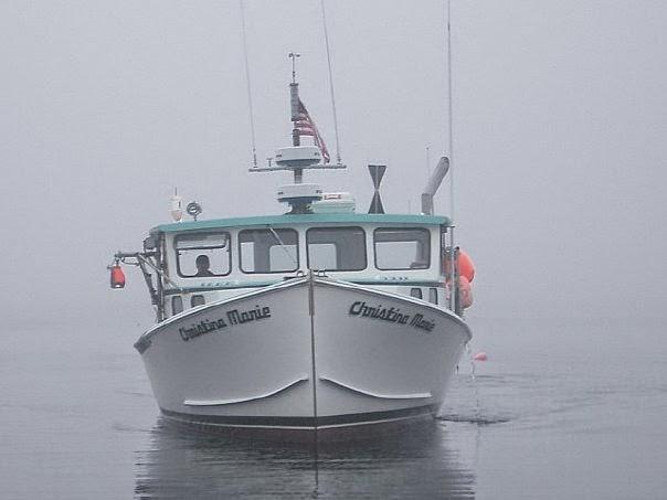 Christina Marie Lobster Boat