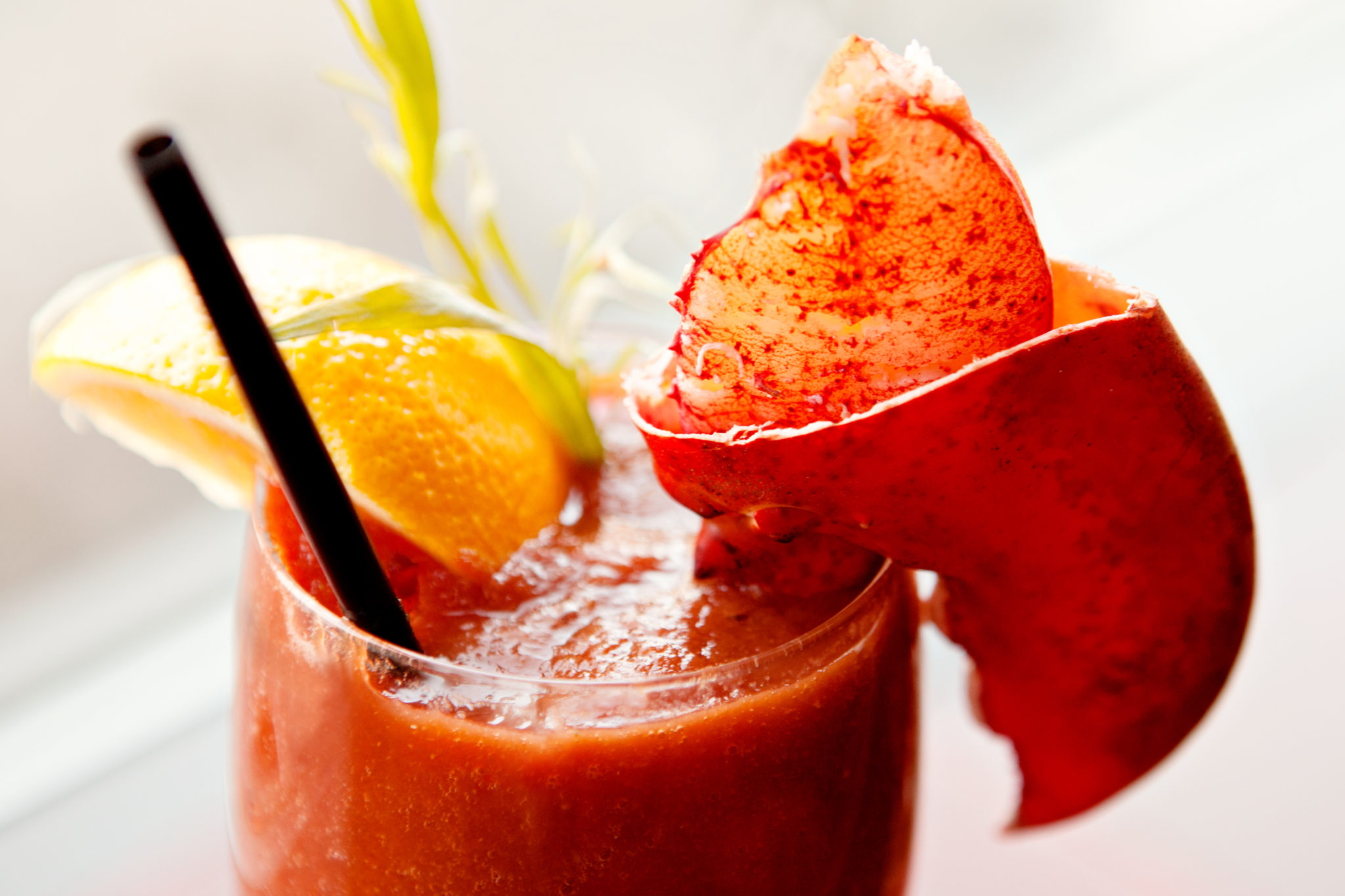 lobster bloody mary
