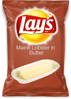Lobster Flavored Potato Chips?