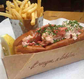 Lobster is on a Roll in London