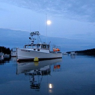What's in a Maine lobster boat's name? Every one tells a story.