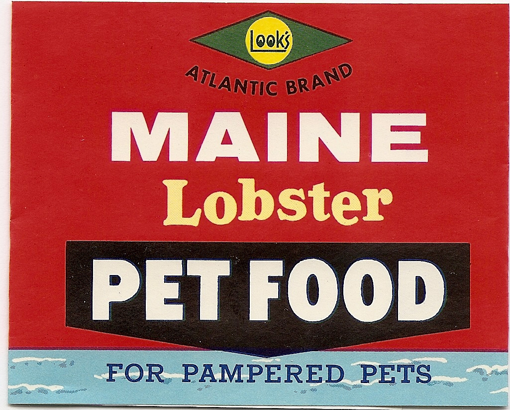Lobster Pet Food