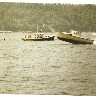 The History of Maine Lobster Boat Racing