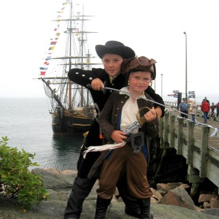 Eastport Pirate Festival Schedule – 2016