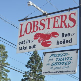 lobster shacks open
