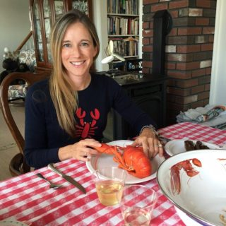 About Christina Lemieux, Author of Maine-lylobster.com