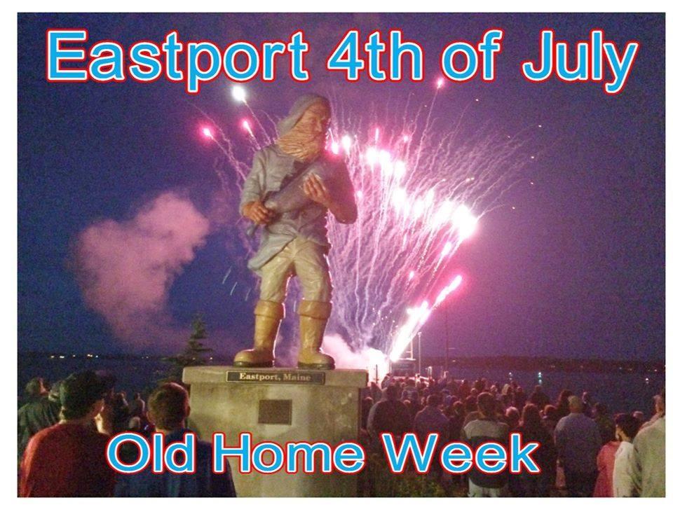 Eastport 4th of July Scheule