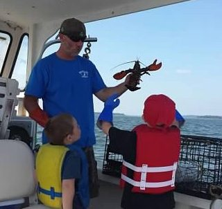 Lobster Fishing Trips in Maine