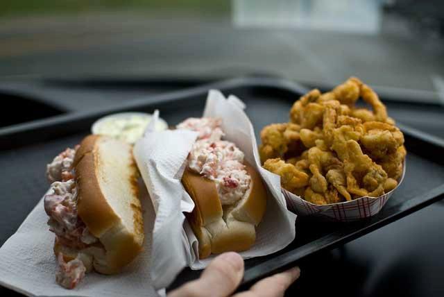 Bagaduce Lunch Maine