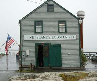 maine lobster shacks open