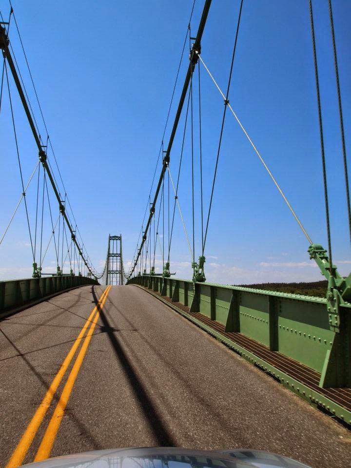 Deer Isle Bridge Maine