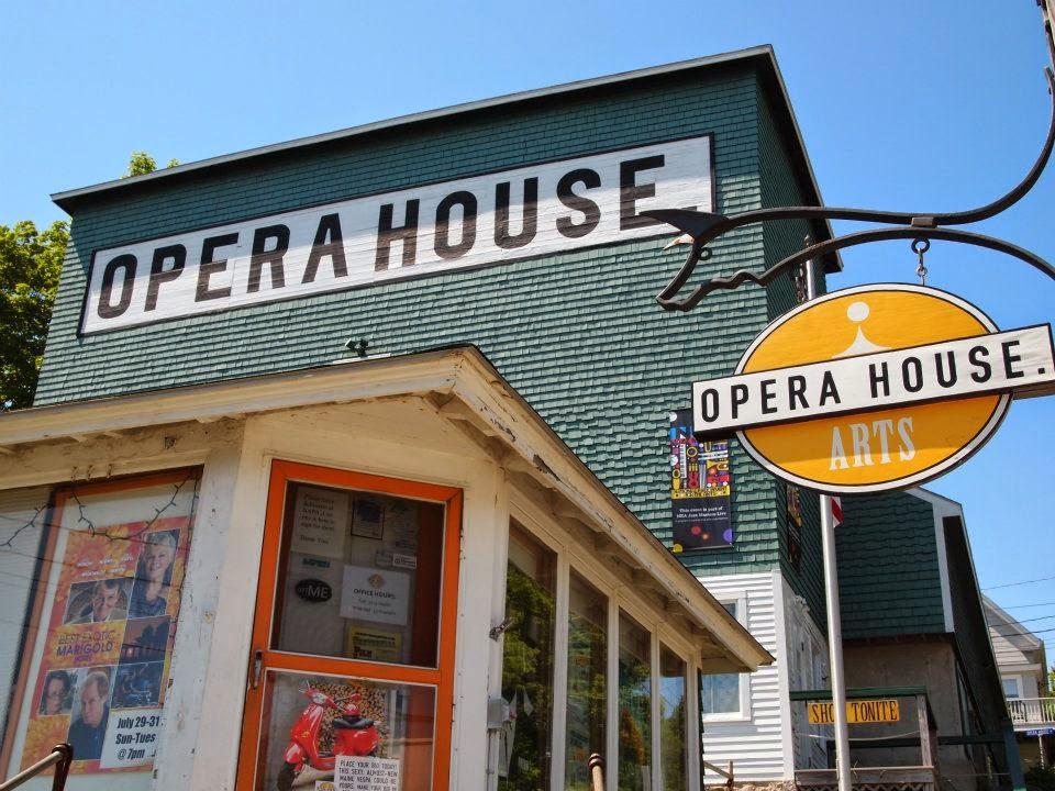 Stonington Harbor Opera House