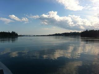 Lubec Maine Fishing Village
