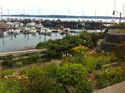Eastport Maine fishing town