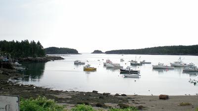 Cutler Harbor Fishing Boats