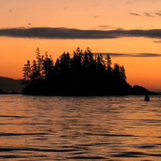 Cutler Maine Sunrise.