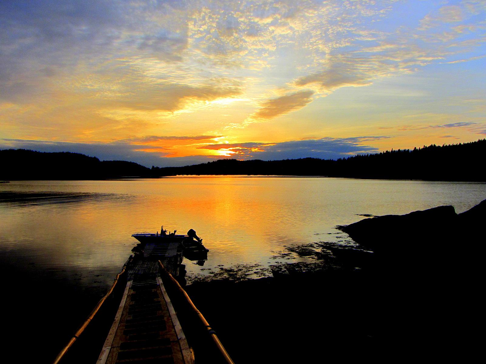 cutler Sunset