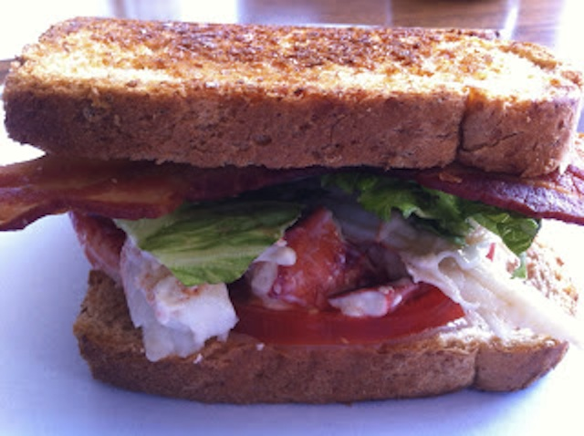 lobster club sandwich recipe