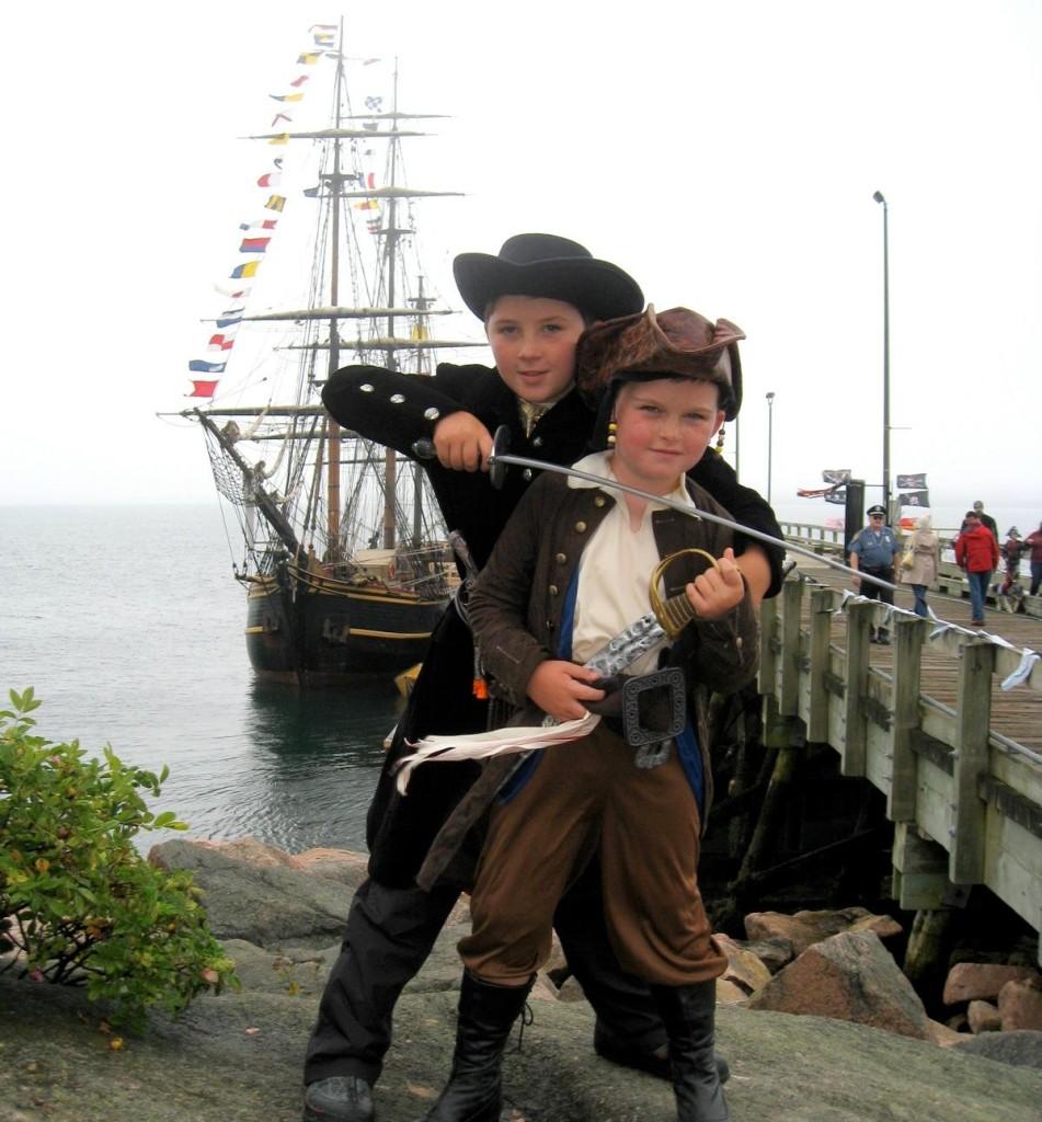 Eastport Pirate Festival