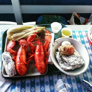 Cabbage Island Clambake