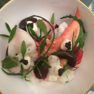 maine lobster luxury item