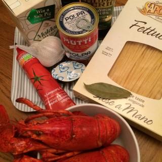 Lobster Fra Diavolo Ingredients