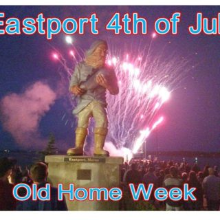 Eastport 4th of July Scheule